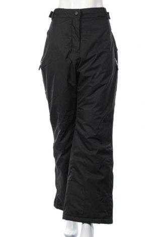 Дамски панталон за зимни спортове Rodeo, Размер XXL, Цвят Черен, Полиестер, Цена 44,25лв.