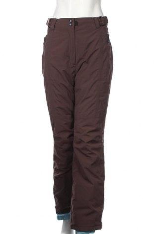 Дамски панталон за зимни спортове Rodeo, Размер M, Цвят Кафяв, Полиамид, Цена 8,93лв.