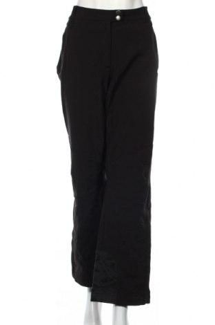 Дамски панталон за зимни спортове Sportswear, Размер XXL, Цвят Черен, 96% полиестер, 4% еластан, Цена 9,19лв.