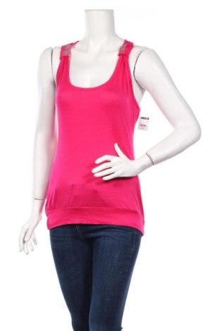 Дамски потник Body Central, Размер L, Цвят Розов, 95% вискоза, 5% еластан, Цена 6,01лв.
