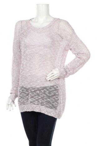 Дамски пуловер Canda, Размер M, Цвят Розов, 75% акрил, 22% полиестер, 3% метални нишки, Цена 4,94лв.