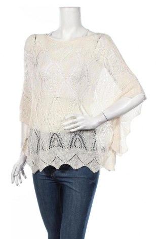 Дамски пуловер Esprit, Размер M, Цвят Екрю, 73% акрил, 27% полиамид, Цена 6,09лв.