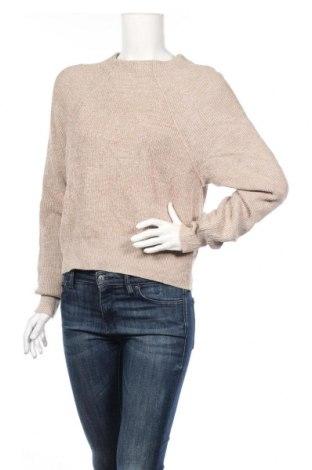 Damski sweter Free People, Rozmiar S, Kolor Beżowy, 93% bawełna, 6% poliamid, 1% elastyna, Cena 126,00zł