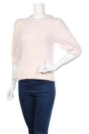 Damski sweter H&M, Rozmiar S, Kolor Różowy, 68% poliamid, 31%akryl, 1% elastyna, Cena 81,00zł