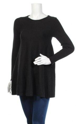 Damski sweter Molly Bracken, Rozmiar L, Kolor Czarny, 80% bawełna, 20% elastyna, Cena 72,00zł