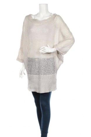 Дамски пуловер Units, Размер XL, Цвят Сив, 65% акрил, 35% полиамид, 5% мохер, 5% вълна, Цена 7,35лв.