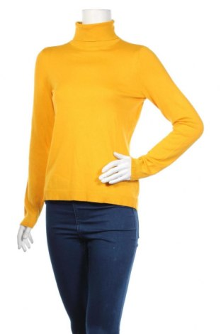 Damski sweter Vila, Rozmiar L, Kolor Żółty, 80% wiskoza, 20% poliamid, Cena 105,00zł