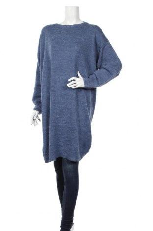 Damski sweter Vrs Woman, Rozmiar XXL, Kolor Niebieski, 80%akryl, 20% poliamid, Cena 78,00zł