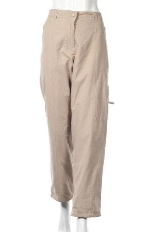 Дамски спортен панталон Crane, Размер M, Цвят Бежов, 65% памук, 35% полиамид, Цена 3,00лв.