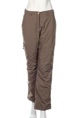 Дамски спортен панталон Maier Sports, Размер S, Цвят Кафяв, Цена 14,18лв.