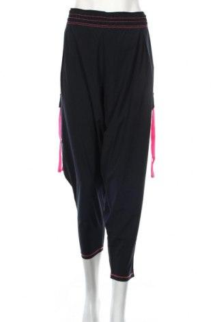 Дамски спортен панталон Zumba, Размер XL, Цвят Черен, 90% полиестер, 10% еластан, Цена 51,75лв.