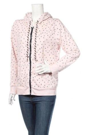 Γυναικείο φούτερ Colloseum, Μέγεθος L, Χρώμα Ρόζ , 60% βαμβάκι, 40% πολυεστέρας, Τιμή 14,94€