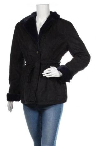 Дамско палто Ac, Размер XL, Цвят Черен, Полиестер, Цена 52,42лв.