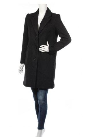 Γυναικείο παλτό Vero Moda, Μέγεθος S, Χρώμα Μαύρο, 89% πολυεστέρας, 10% βισκόζη, 1% ελαστάνη, Τιμή 45,88€