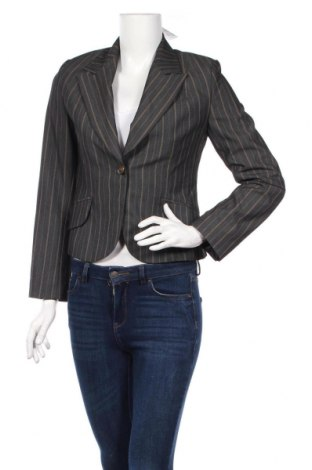 Дамско сако, Размер M, Цвят Сив, Цена 8,58лв.