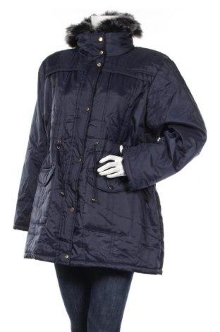 Γυναικείο μπουφάν, Μέγεθος XXL, Χρώμα Μπλέ, Τιμή 22,21€