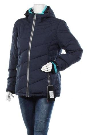 Дамско яке за зимни спортове Killtec, Размер XL, Цвят Син, Полиестер, Цена 111,75лв.