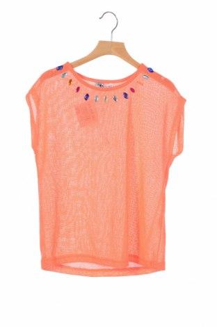 Детска блуза, Размер 11-12y/ 152-158 см, Цвят Оранжев, Полиестер, Цена 5,90лв.