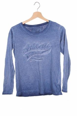Детска блуза Alive, Размер 11-12y/ 152-158 см, Цвят Син, 100% памук, Цена 4,73лв.