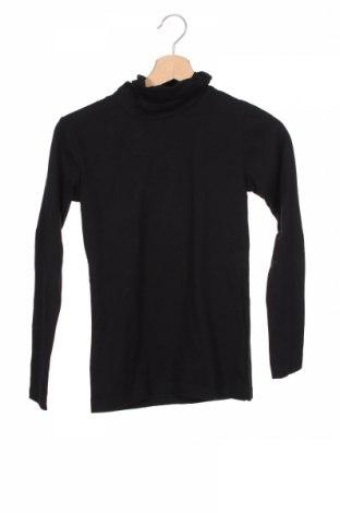 Детска блуза Alive, Размер 11-12y/ 152-158 см, Цвят Черен, 95% памук, 5% еластан, Цена 7,35лв.