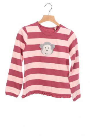 Детска блуза Belly Button, Размер 6-7y/ 122-128 см, Цвят Розов, 95% памук, 5% еластан, Цена 33,32лв.