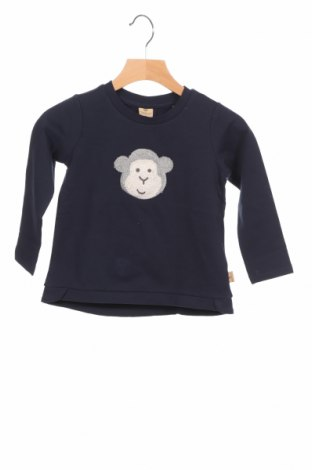 Детска блуза Belly Button, Размер 18-24m/ 86-98 см, Цвят Син, 95% памук, 5% еластан, Цена 25,50лв.