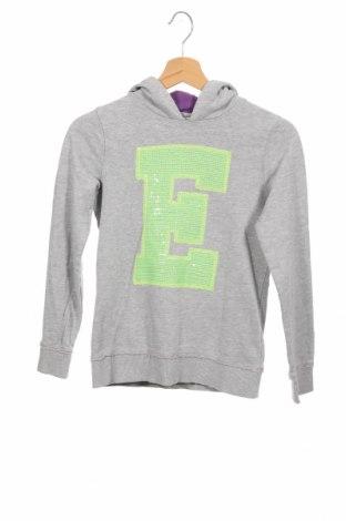 Детска блуза Esprit, Размер 11-12y/ 152-158 см, Цвят Сив, Памук, Цена 8,09лв.