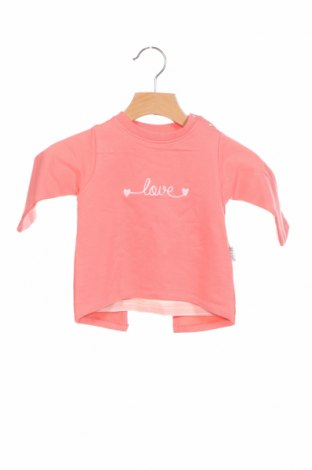 Детска блуза Gelati, Размер 2-3m/ 56-62 см, Цвят Розов, 95% памук, 5% еластан, Цена 15,75лв.