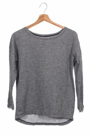 Детска блуза H&M, Размер 15-18y/ 170-176 см, Цвят Сив, 77% памук, 23% полиестер, Цена 3,94лв.