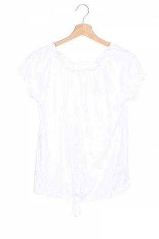 Детска блуза Here+There, Размер 15-18y/ 170-176 см, Цвят Бял, 100% памук, Цена 19,50лв.