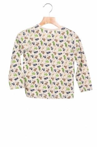 Детска блуза Kanz, Размер 18-24m/ 86-98 см, Цвят Многоцветен, Памук, Цена 19,08лв.