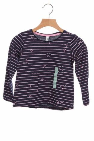 Детска блуза Lefties, Размер 2-3y/ 98-104 см, Цвят Син, Памук, Цена 17,25лв.