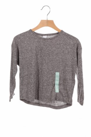 Детска блуза Lefties, Размер 3-4y/ 104-110 см, Цвят Сив, 50% полиестер, 38% памук, 12% вискоза, Цена 11,20лв.