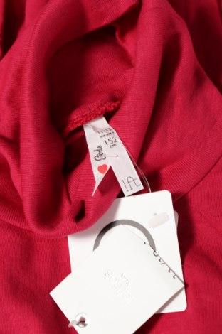 Детска блуза Lefties, Размер 10-11y/ 146-152 см, Цвят Розов, Памук, Цена 16,80лв.