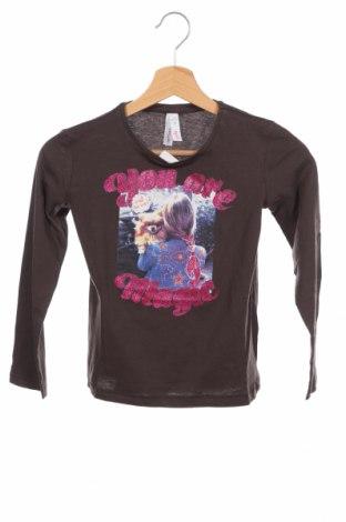 Детска блуза Lefties, Размер 6-7y/ 122-128 см, Цвят Сив, Памук, Цена 9,20лв.
