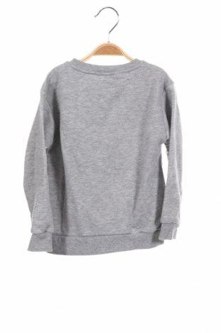 Детска блуза Lefties, Размер 3-4y/ 104-110 см, Цвят Сив, 68% памук, 32% полиестер, Цена 21,00лв.