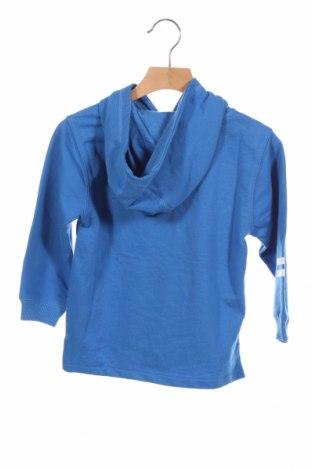 Детска блуза Lft, Размер 2-3y/ 98-104 см, Цвят Син, 55% памук, 45% полиестер, Цена 21,76лв.