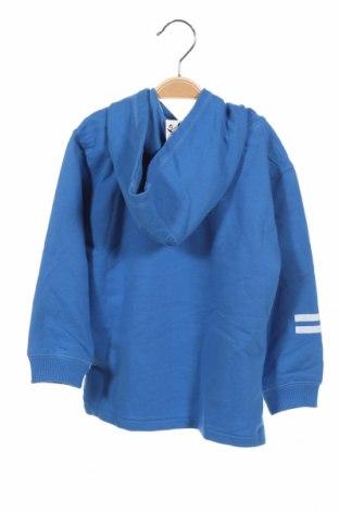 Детска блуза Lft, Размер 2-3y/ 98-104 см, Цвят Син, 55% памук, 45% полиестер, Цена 20,40лв.