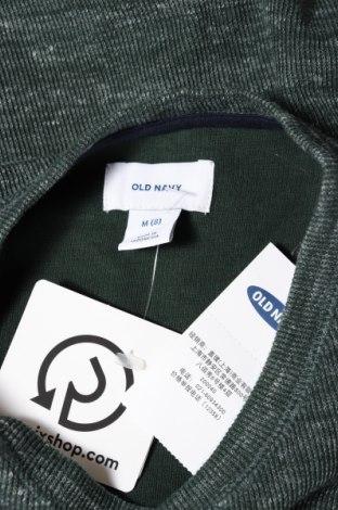 Детска блуза Old Navy, Размер 7-8y/ 128-134 см, Цвят Зелен, 86% памук, 14% полиестер, Цена 20,90лв.