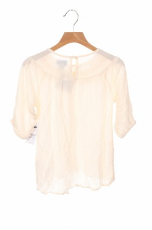 Детска блуза Old Navy, Размер 4-5y/ 110-116 см, Цвят Екрю, Вискоза, Цена 28,50лв.