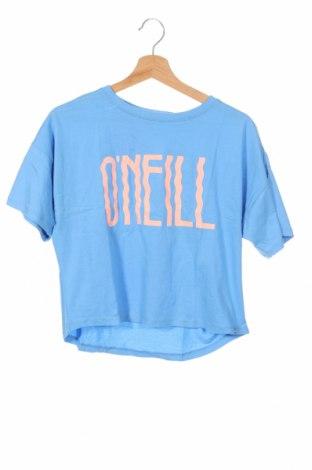 Детска блуза O'neill, Размер 15-18y/ 170-176 см, Цвят Син, Памук, Цена 9,88лв.
