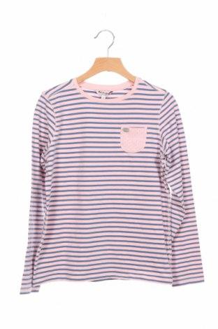 Детска блуза Review, Размер 9-10y/ 140-146 см, Цвят Син, 95% памук, 5% еластан, Цена 26,25лв.
