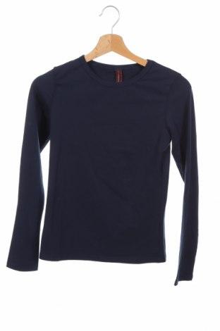 Детска блуза Street Kids, Размер 12-13y/ 158-164 см, Цвят Син, 95% памук, 5% еластан, Цена 14,40лв.