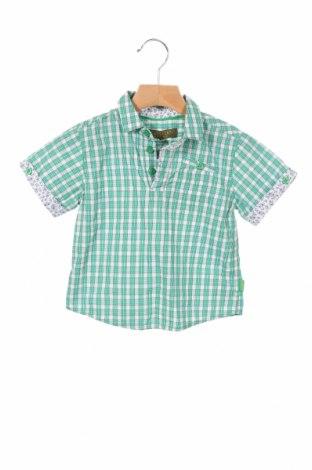 Детска блуза Ted Baker, Размер 18-24m/ 86-98 см, Цвят Многоцветен, Памук, Цена 7,80лв.