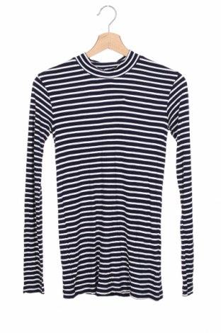 Детска блуза The New, Размер 13-14y/ 164-168 см, Цвят Син, 95% вискоза, 5% еластан, Цена 7,09лв.