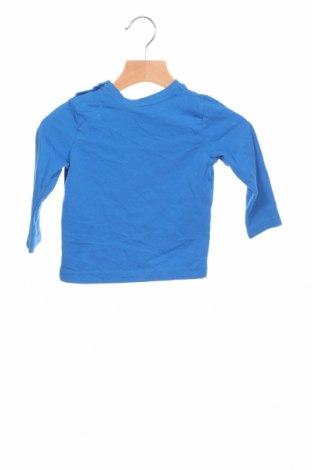 Детска блуза Tom Tailor, Размер 12-18m/ 80-86 см, Цвят Син, Памук, Цена 7,59лв.