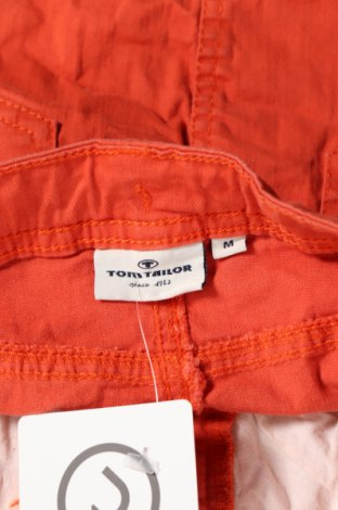 Детска пола Tom Tailor, Размер 10-11y/ 146-152 см, Цвят Оранжев, 98% памук, 2% еластан, Цена 18,06лв.
