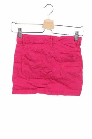 Детска пола Tom Tailor, Размер 9-10y/ 140-146 см, Цвят Розов, 98% памук, 2% еластан, Цена 20,16лв.