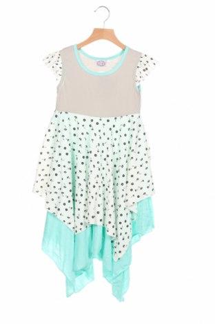 Детска рокля Lilli Lovebird, Размер 9-10y/ 140-146 см, Цвят Многоцветен, 100% памук, Цена 14,44лв.