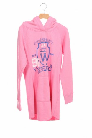 Детска туника Warp, Размер 10-11y/ 146-152 см, Цвят Розов, 65% памук, 35% полиестер, Цена 6,30лв.